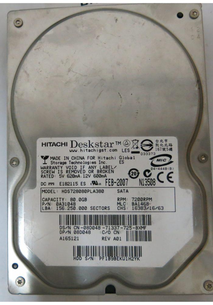 HDS728080PLA380