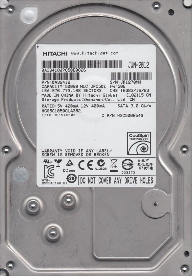 HCS5C1050CLA382