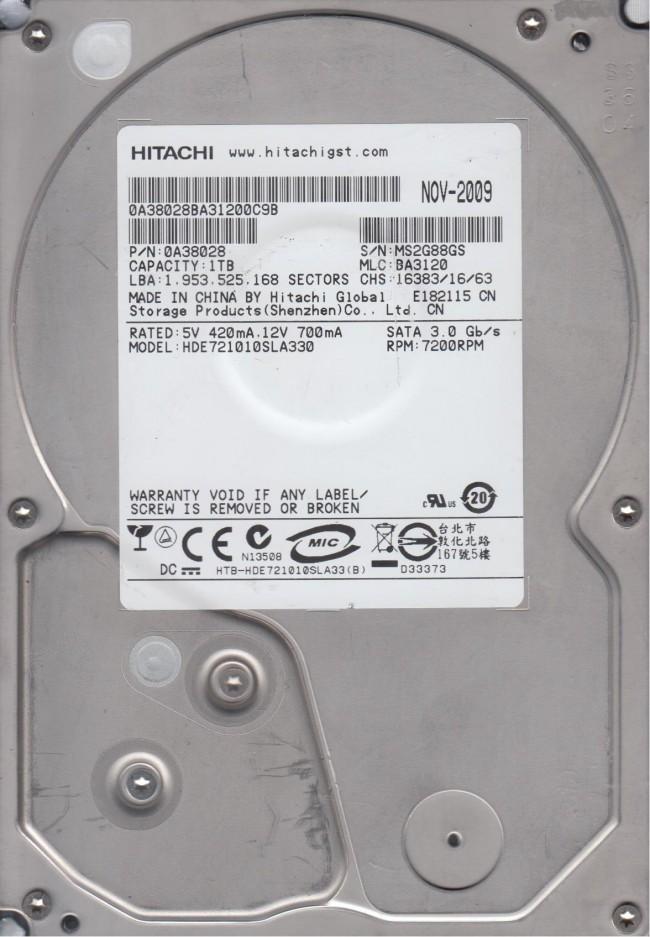 HDE721010SLA330