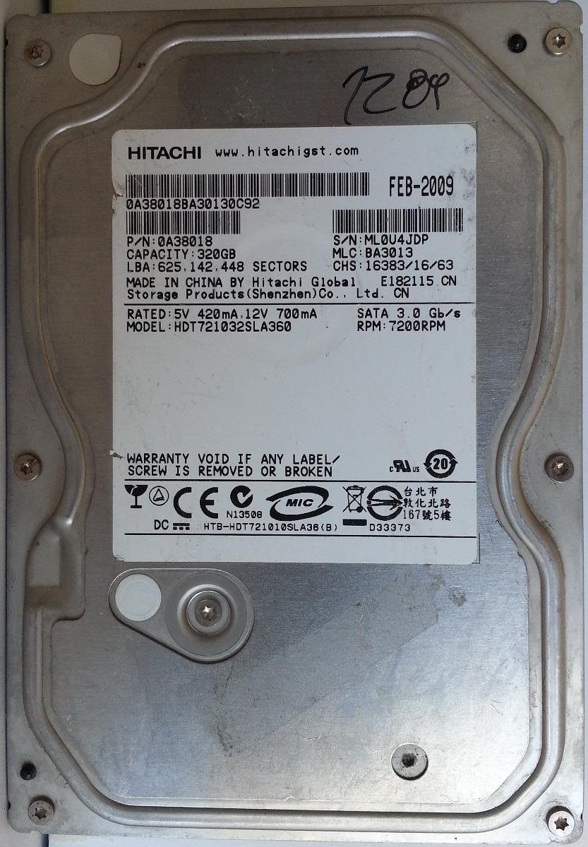 HDT721032SLA360