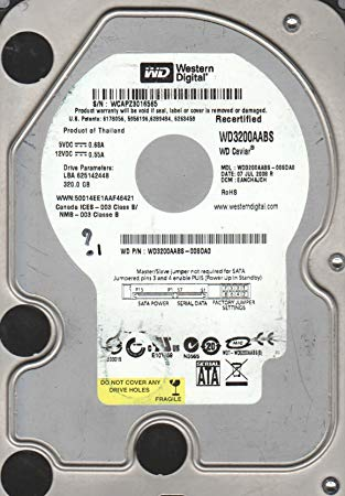 WD3200AABS