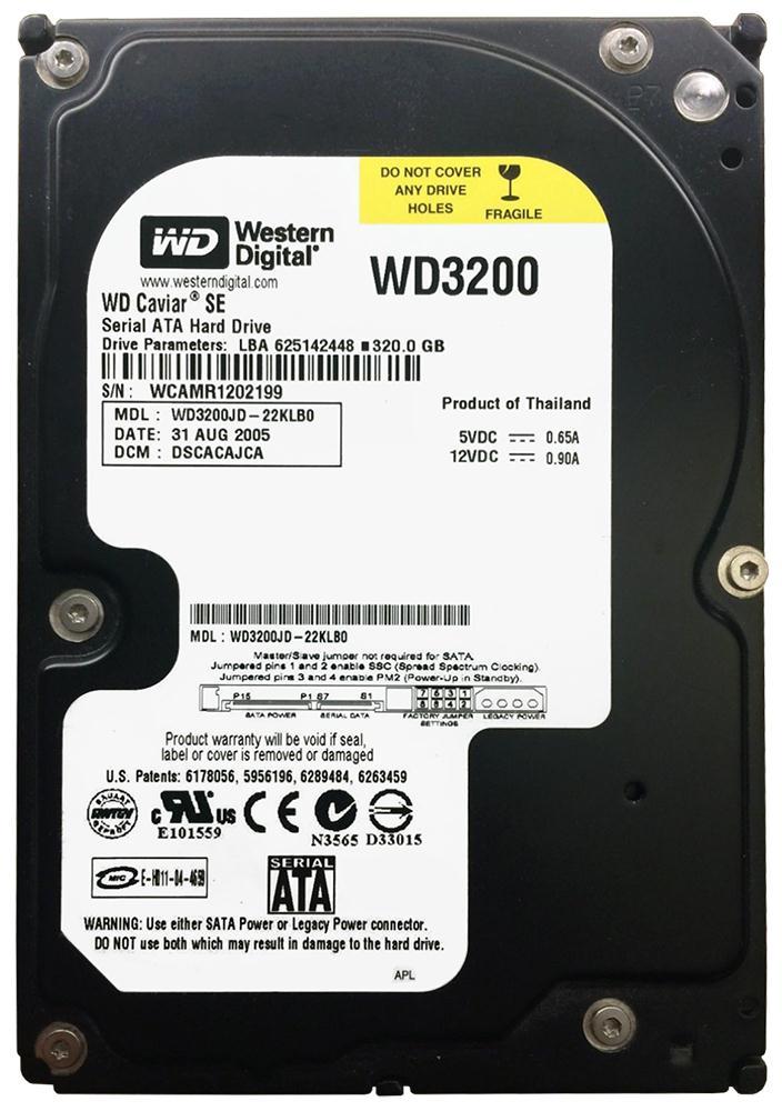 WD3200JD
