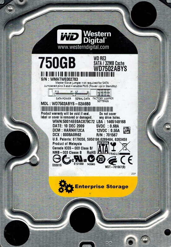 WD7502ABYS