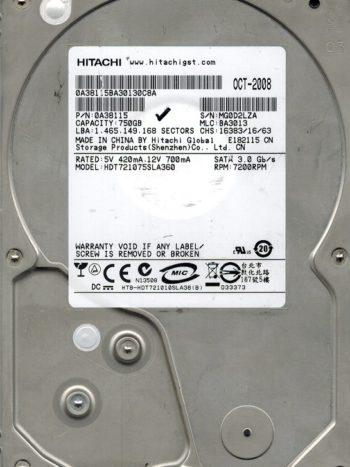 HDT721075SLA360